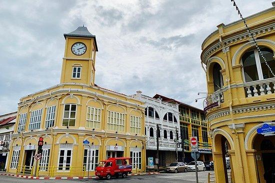 Phuket: excursion d'une demi-journée