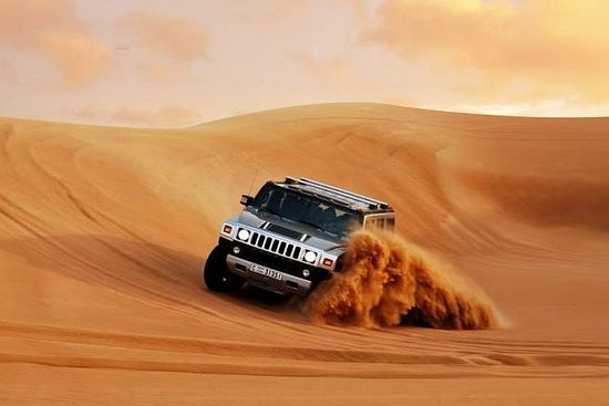 Vip Hummer H2 Ørken Safari BBQ Middag...