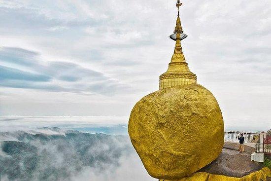 Kyaiktiyo - Golden Rock Pagoda Full...