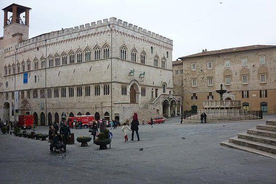 Perugia Full Day Walking Tour