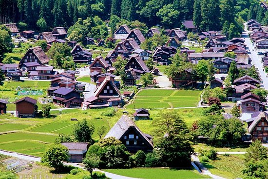 Private Tour of Shirakawago from...