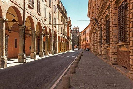Tour photographique à vélo de Bologne
