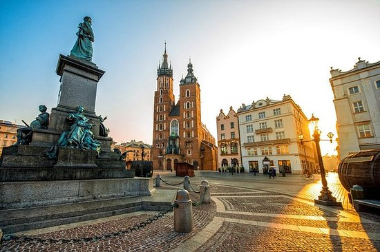 Krakow OLD TOWN walking tour