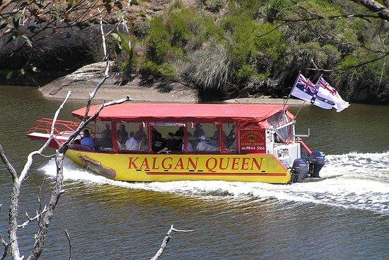 Kalgan Queen Scenic Cruises a four...