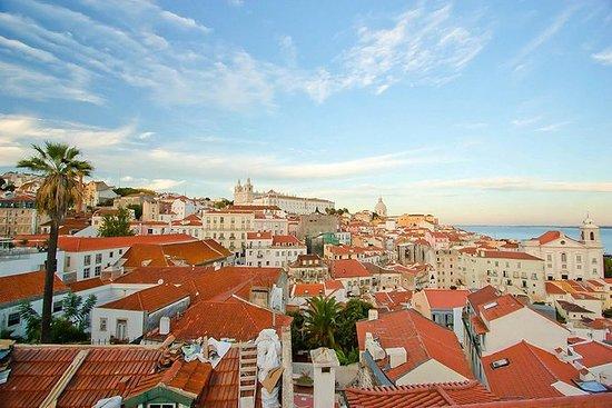 Lissabon: wandeltocht door het ...