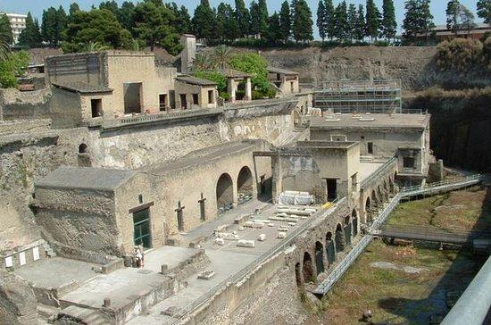 Pompei e il Monte Vesuvio con