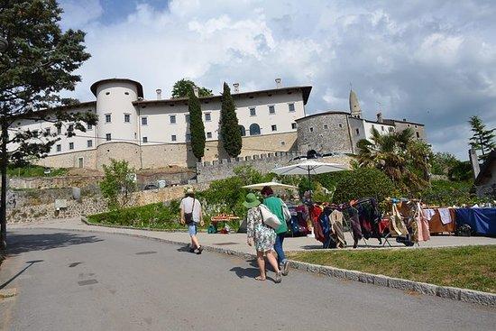 Excursion d'une journée à Ljubljana...
