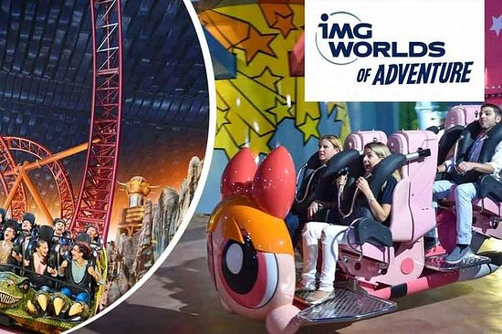 IMG World of Adventure Full Day