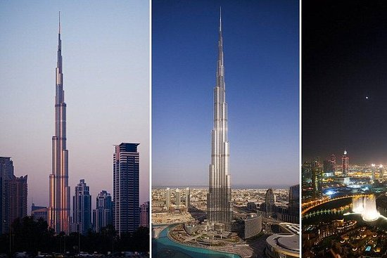 Burj Khalifa 124th Floor Tickets