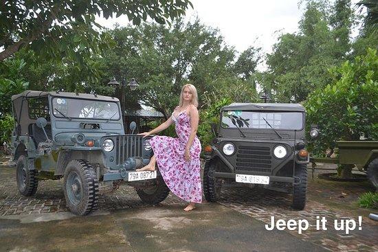 Tour en jeep en montagne