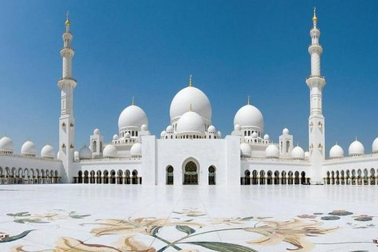 Abu Dhabi City Tour Fra Dubai Luksus...