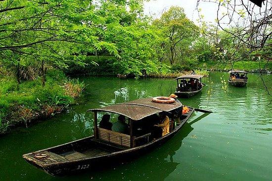 Hangzhou - Xixi Wetland Park & Galley...