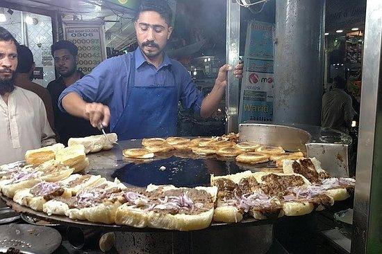 Tour de comida de rua favorita do...