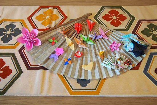 Clase de plegado de papel origami