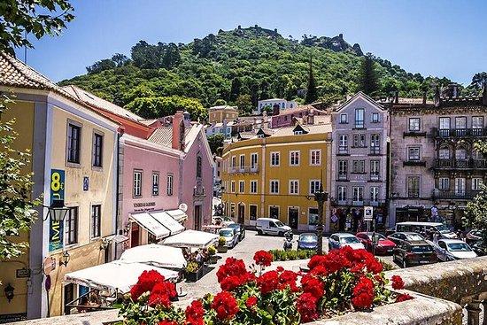 Tur til Sintra, Pena Palace, Cabo da...