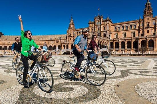 Visita guiada en bicicleta a las 12...