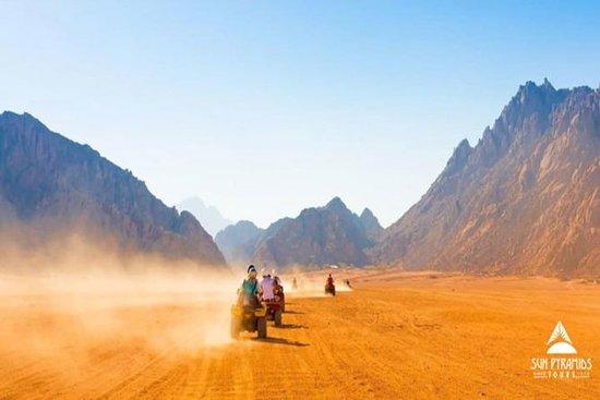 Sunset Desert Safari Trip by Quad...