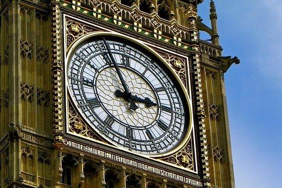 Marcos de Londres: Excursão à tarde...