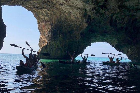 Escursione marina i kajakk: Leuca e...