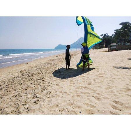 Go Kite Asia: prepare to launch