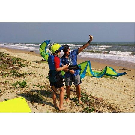 Go Kite Asia: kite position is the key