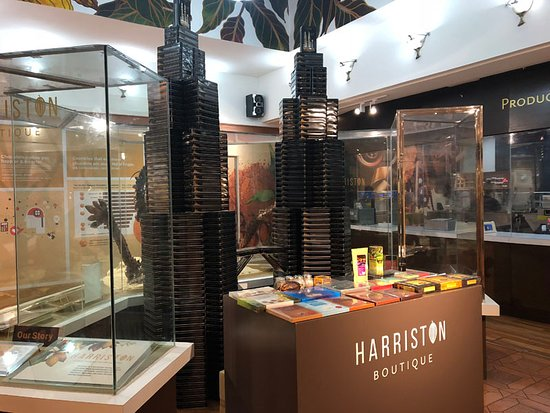 Harriston Chocolate