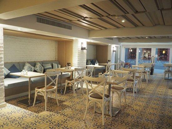Kantok Restaurant at Burasari Resort