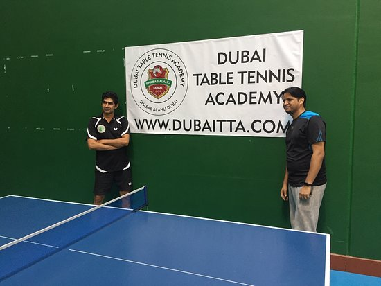 Dubai Table Tennis Academy