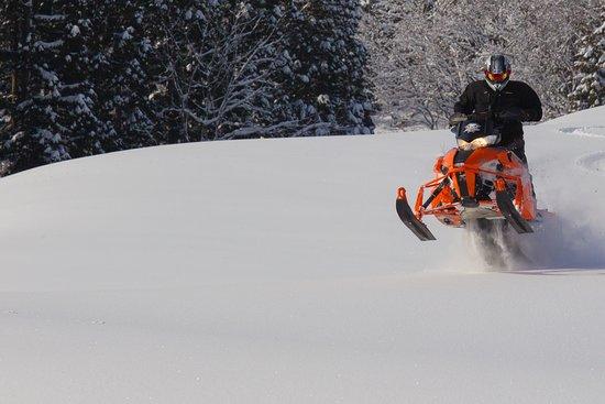 Yukibancho Snowmobile Tours