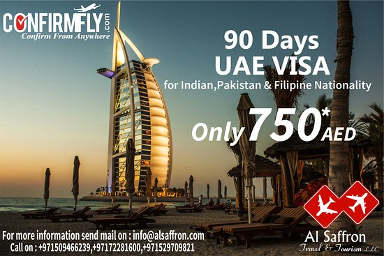 welcome to Dubai !!! UAE Visa for 750 aed only  Call us /What app us 00971509466239 mail us support@alsaffron.com