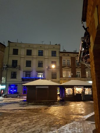 Plac Nowy in Jewish Quarter.
