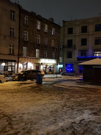 Plac Nowy in Jewish Quarter