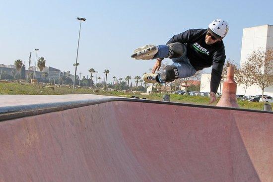 Skatepark Chapin