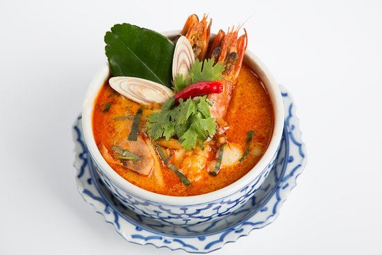 Mama Thai: Tom yam khung