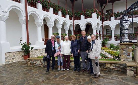 Suceava, Romania: My first tour