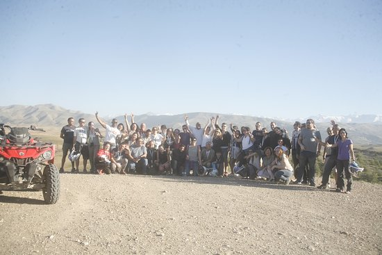 Vùng Marrakech-Tensift-El Haouz, Ma Rốc: The group