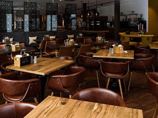 the niu Saddle: Restaurant