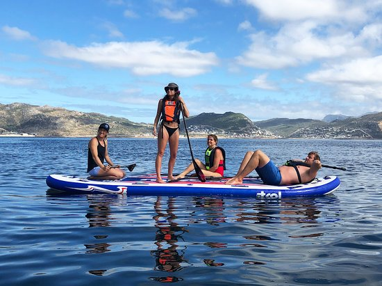Muizenberg, Republika Południowej Afryki: A Paddle in Paradise - From Seaforth to Boulders Beach. Come see what the south peninsula has to offer!