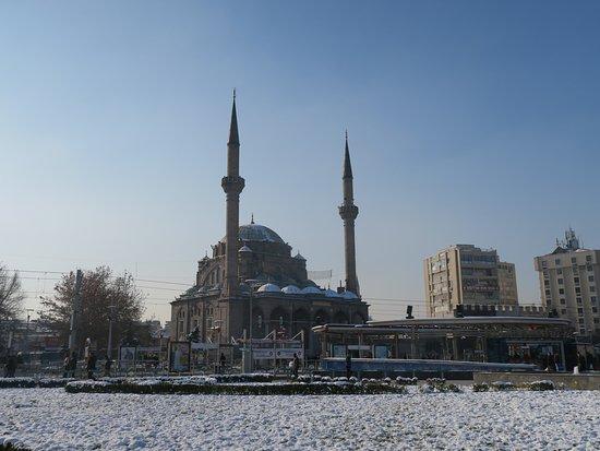 Twin Minaret Madrasa