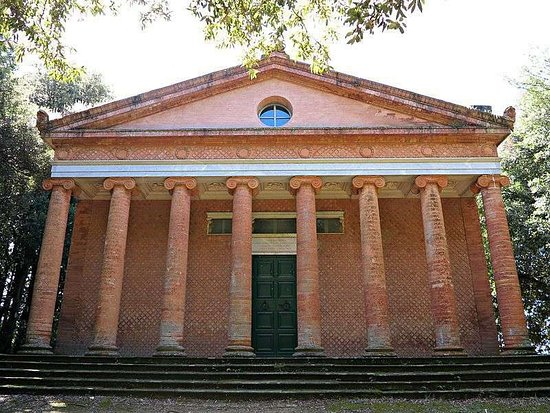 Temple of Minerva Medica in Montefoscoli