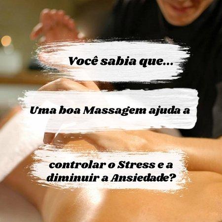 Procura um motivo para receber uma #massagem?