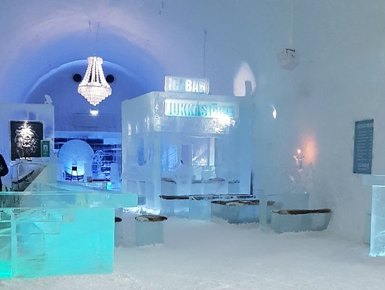 Icebar: Icebar in Icehotel