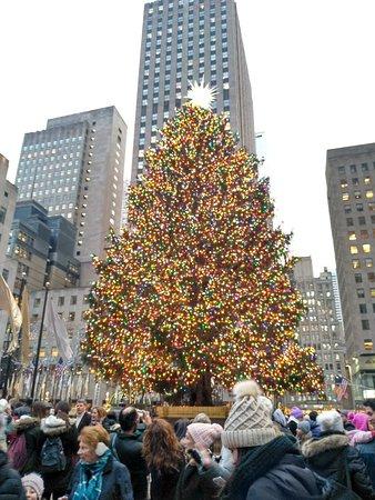 Rockefeller Center Christmas Tree (New York) : 2019 Ce qu'il faut savoir pour votre visite ...
