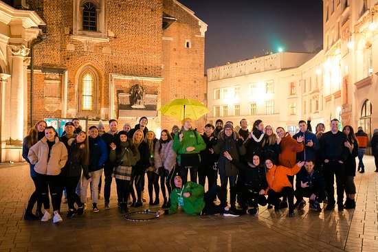 Krakow Crawl