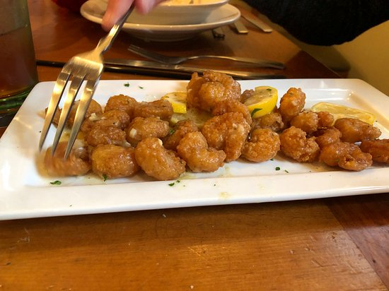 Classic Shrimp Scampi Fritta Picture Of Olive Garden Mckinney Tripadvisor