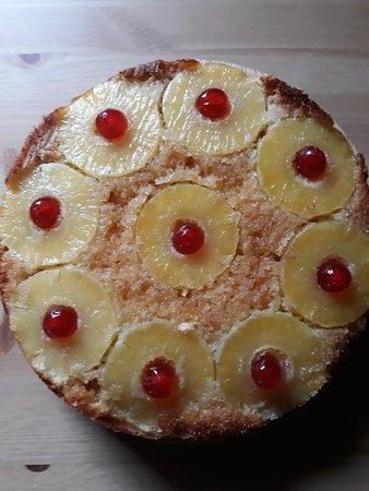 Torta all'Ananas.....