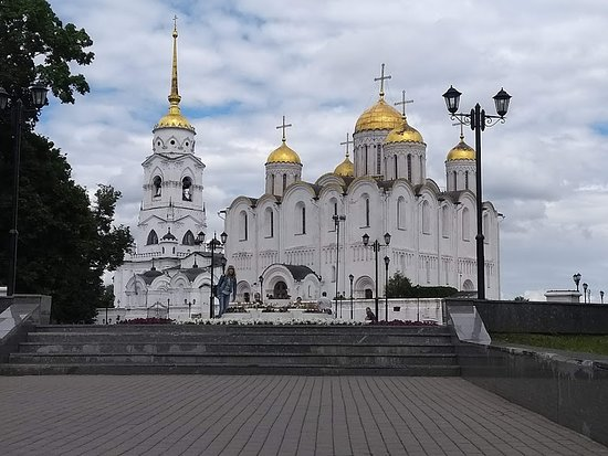 Vladimir Oblast, Rosja: Circuito do Anel do Ouro: passeio por Vladimir e Suzdal, cidades medievais russas. Catedrais, Monastérios, Museu da Arquitetura de Madeira e da Vida no Campo