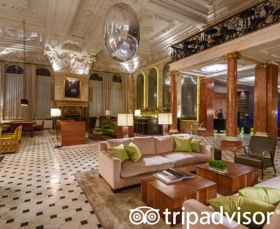 Lobby at The London EDITION