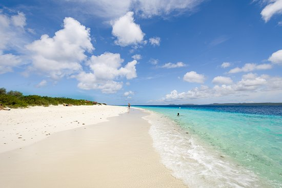 Epic Water Taxi: No Name Beach at Klein Bonaire