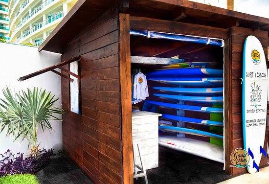 Good Vibes Surf School
